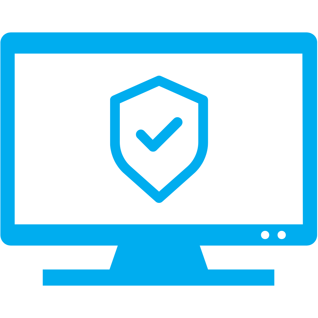 Secure Network Blue