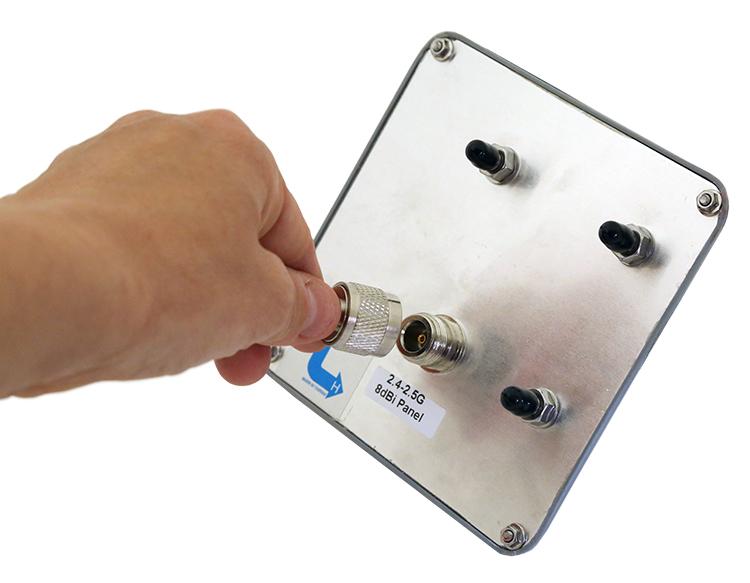 Dmac Ac20 Plug Into Wa8p
