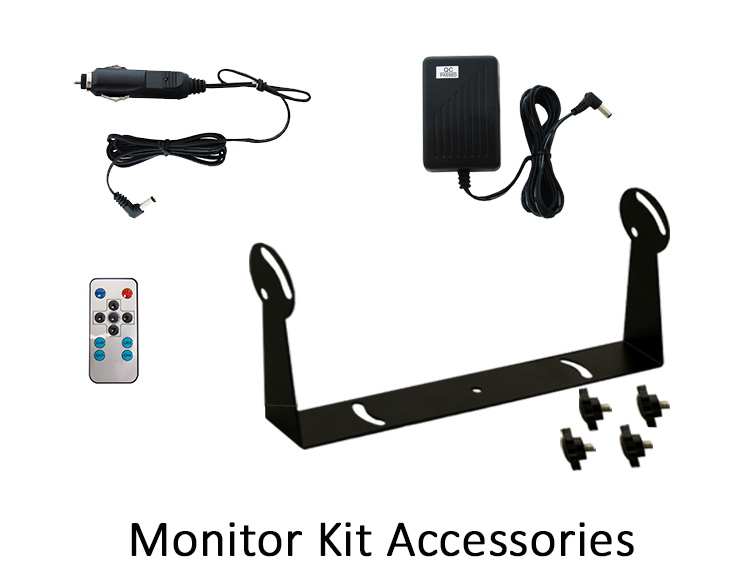 Monitor Kit Accessories Website