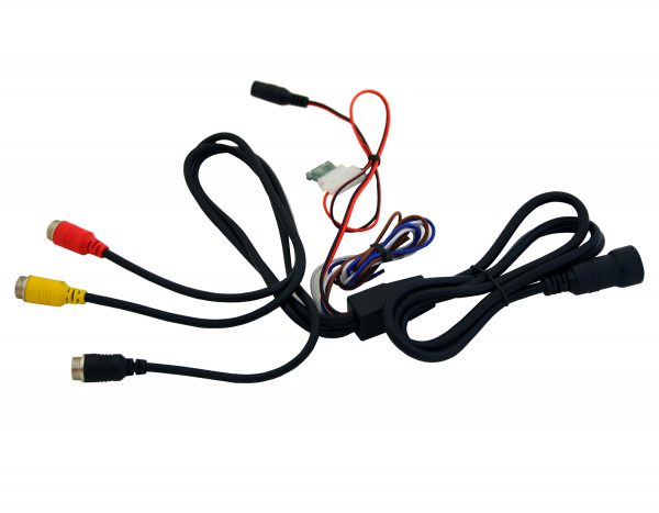 OverView seven-inch monitor wire harness