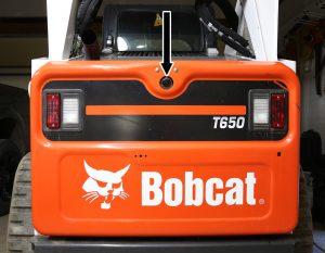 Bobcat Camera Kit Rear